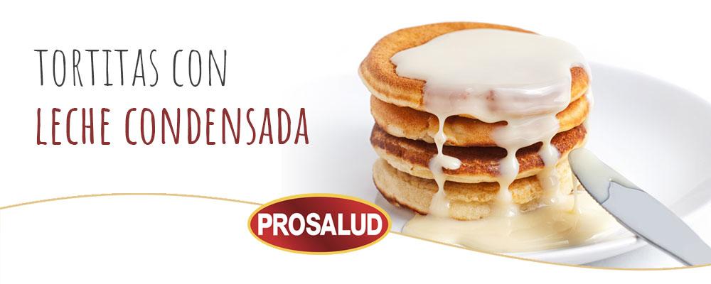 receta de tortitas americanas con leche condensada prosalud recetas caseras faciles