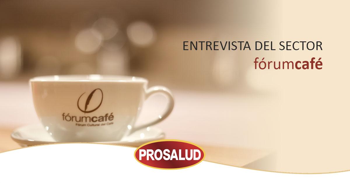 forum cultural del cafe entrevista hosteleria sector horeca leche
