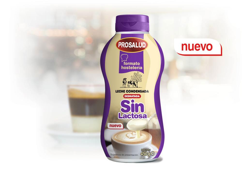 sirvefacil leche condensada sin lactosa hosteleria