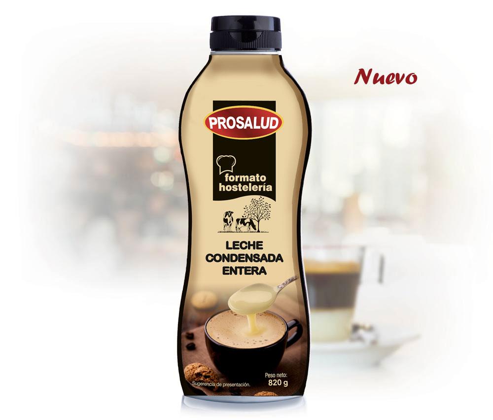 leche condensada entera prosalud 820 g